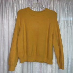Zara sweater large